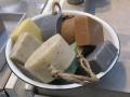 Naturbelassene Seifen von Meraki. Die sehen nicht nur toll aus.