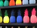 Die Ananas. Sie bleibt uns auch in diesem Jahr erhalten. In tollen Farben und Varianten.