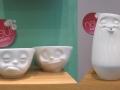 Neu in der TV-Tassen Familie, die Vase Entspannt und ein neues Tassen-Duo.