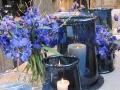 Die Farbe Blau lässt sich zwischendurch auch in kleineren Kollektionen finden, die an Urlaub erinnert..