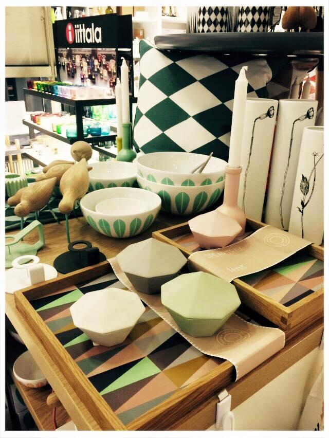 Lucie Kaas in Kombination mit Ferm Living, Seletti und Normann Copenhagen in unserem Concept Store