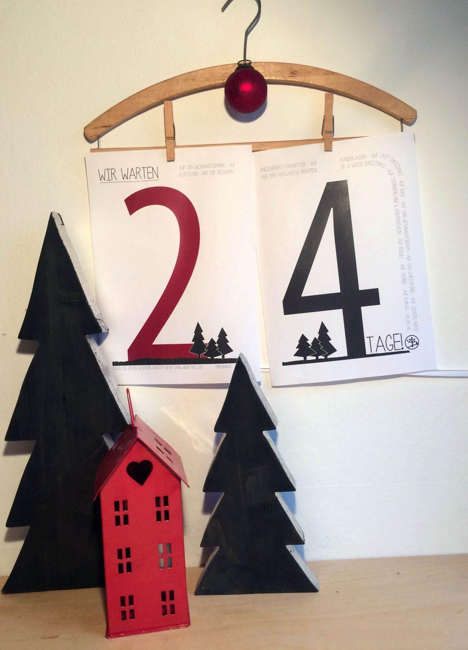Der Erkmann Countdown-Adventskalender!