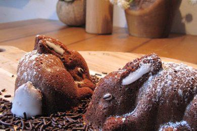 Nordic Ware Kuchenform Osterhase